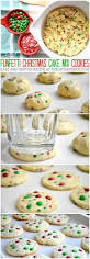 Halloween Cake Mix Cookies by Christmas Cookies Funfetti Cookies The 36th Avenue