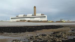 Aberthaw power stations
