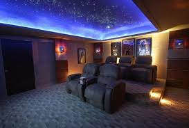 Home Theater Room Designs Custom Home Theater Rooms Media And - Best family room designs