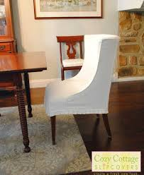 Pattern For Dining Room Chair Covers by The 25 Best Dining Chair Slipcovers Ideas On Pinterest Dining