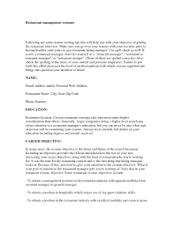 Sample Career Objectives For Resumes by Template Business Owner Resume Examples Sample Business Resume