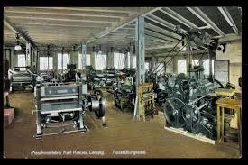 Ansichtskarte / Postkarte Maschinenfabrik Karl Krause ... - 231221