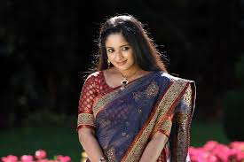 Kavya Madhavan looks Beautiful in Saree Latest stills!