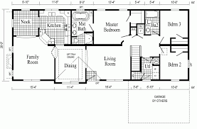 Ranch Style Home Floor Plans For Ranch Style Homes Candresses Interiors Furniture