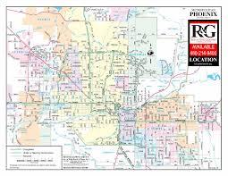 Map Az Phoenix Arizona Map Rein U0026 Grossoehme Commercial Real Estate