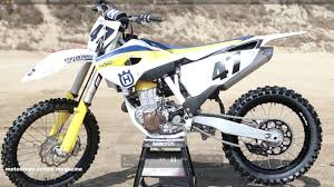 motocross action magazine subscription first ride 2015 husqvarna fc450 motocross action magazine youtube