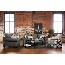 full living room sets furniture leather ottoman coffee table value city furniture