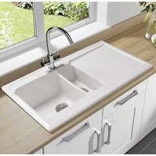 Ceramic Sinks For Kitchen Insurserviceonlinecom - Kitchen sinks discount