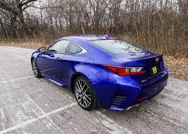 lexus rc modifications a week with the lexus rc 350 f sport 95 octane