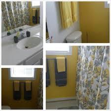 gray and yellow bathroom decor home design wonderfull simple under
