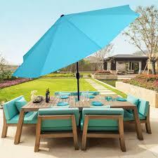 Walmart Beach Umbrellas Patio Umbrellas U0026 Bases Walmart Com