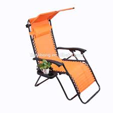 Luxury Beach Chair Luxury Sun Lounger Chair With Sunshade With Cupholder Relax Beach