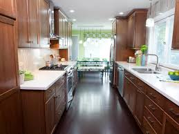 Kitchen Renovation Ideas For Your Home by Galley Kitchen Designs Hgtv