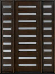 superb contemporary front doors with solid wood entrance door and