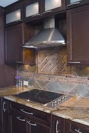 kitchen style dark brown wooden kitchen design newport design