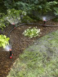 above ground irrigation systems for landscaping diy sprinkler system