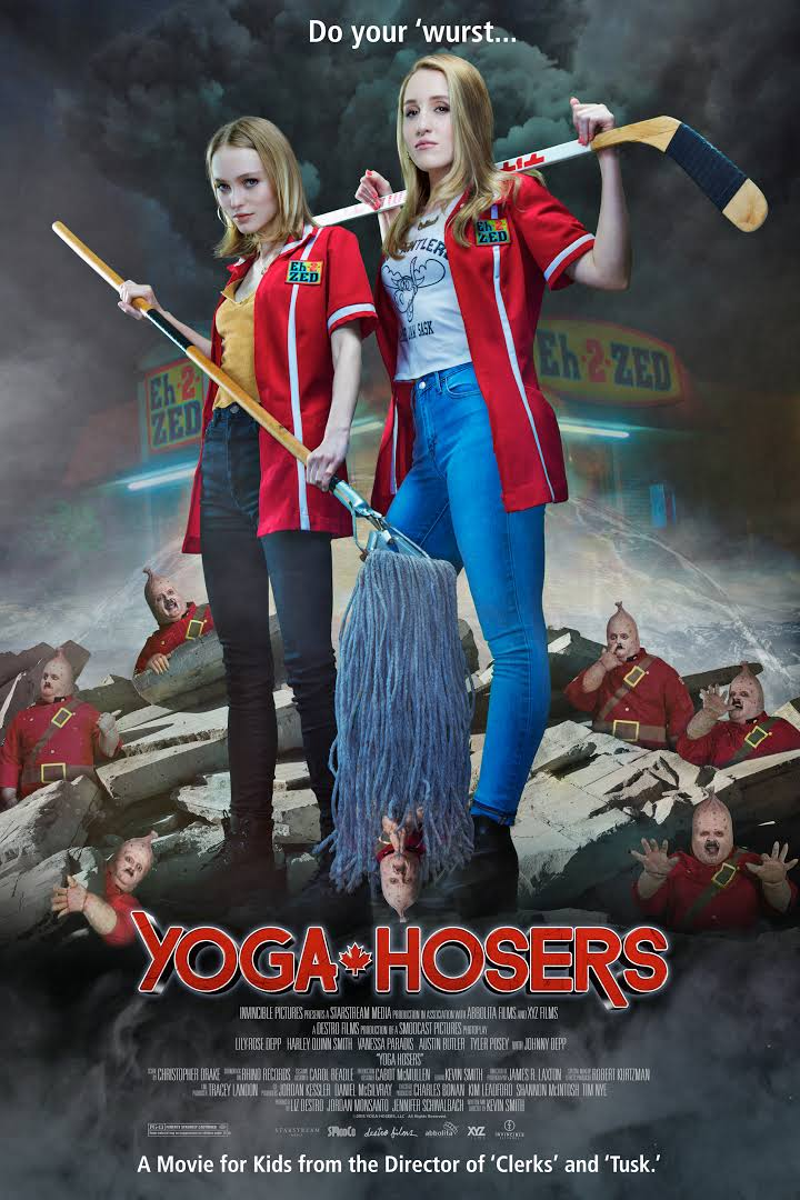 Yoga Hosers-Yoga Hosers