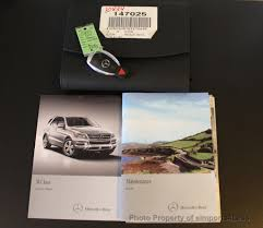 2014 used mercedes benz m class certified ml350 4matic awd suv