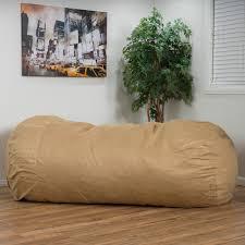 Big Joe Lumin Chair Multiple Colors Giant Bean Bags Giant Memory Foam Bean Bag 6 Foot Chair