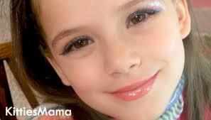 Halloween Doll Makeup Ideas by Bratz Kidz Doll Makeup Tutorial For Kids By Emma Youtube