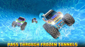 monster truck racing super series water slide monster truck race android apps on google play