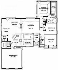 Simple 4 Bedroom Floor Plans Marvellous 2 Bedroom Bath Duplex Floor Plans Photo Decoration
