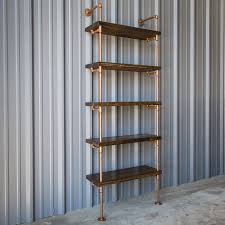 industrial pipe shelving unit pipe shelf pipe bookcase