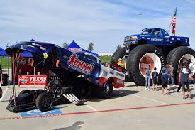 bigfoot summit monster truck lot shots summit racing u0027s grand opening special gallery