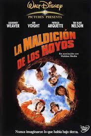 La Maldicion De Los Hoyos (Holes)
