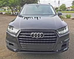 Audi Q7 Colors 2017 - 2017 audi q7 3 0t quattro tiptronic test drive u2013 our auto expert