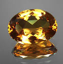 Hexagonal Heliodor ( Beryl ) - Gem Resource International - Downloadable