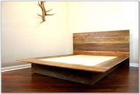 Platform Storage Bed Plans With Drawers by Bed Frames Diy King Bed Frame With Storage How To Build A Wooden