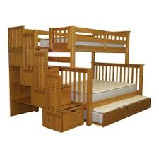 Plans For Bunk Bed With Steps by Bunk U0026 Loft Beds With Stairs