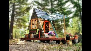 an a frame amazing tiny cabin but inexpensive beautiful tiny