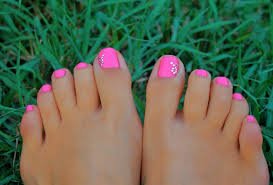 awesome easy toenail designs to do at home pictures decorating