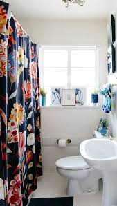 How To Make Small Bathroom Look Bigger Best 25 Bathroom Shower Curtains Ideas On Pinterest Shower