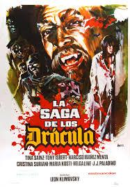 The Dracula Saga (1973) La saga de los Dracula
