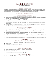 Customer Service Experience Resume The 6 Second Resume Challenge Answers Keep Or Trash