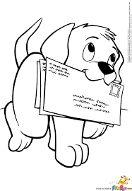printable puppy coloring pages free printable pinterest free