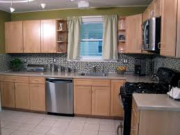 kitchen contemporary kitchen with stock cabinets replacement