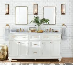 Pottery Barn Bathroom Storage by Vintage Recessed Medicine Cabinet Pottery Barn Bathroom