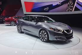 nissan altima 2016 no brasil 2016 nissan maxima debuts in new york priced at 33 235