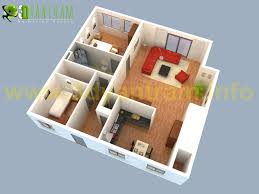 small house 3d floor plan cgi turkey home plans for dream home