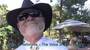 Bruce B bruce b hailstone the voice of valley realty finally we get him