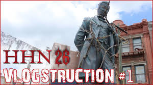 halloween horror nights 2016 passholder halloween horror nights 26 vlogstruction 1 youtube