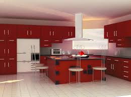 red kitchen designs photo gallery 25 more pictures modern red