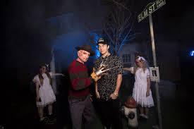 halloween horror nights universal uo close up austin mahone takes on universal orlando u2013 the hhn