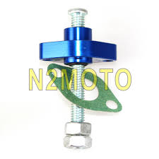 motorcycle aluminum font b manual b font cam chain tensioner blue for font b kawasaki b jpg