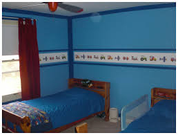 awesome kids boy bedroom furniture ideas red color car ferari bed