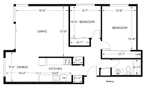 12 3 bedroom bungalow house floor plans designs single story 2 ba